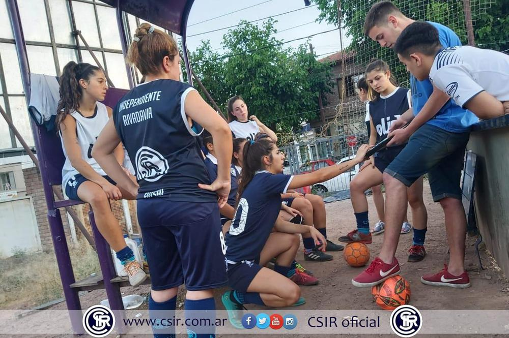 futsal femenino Independiente rivadavia