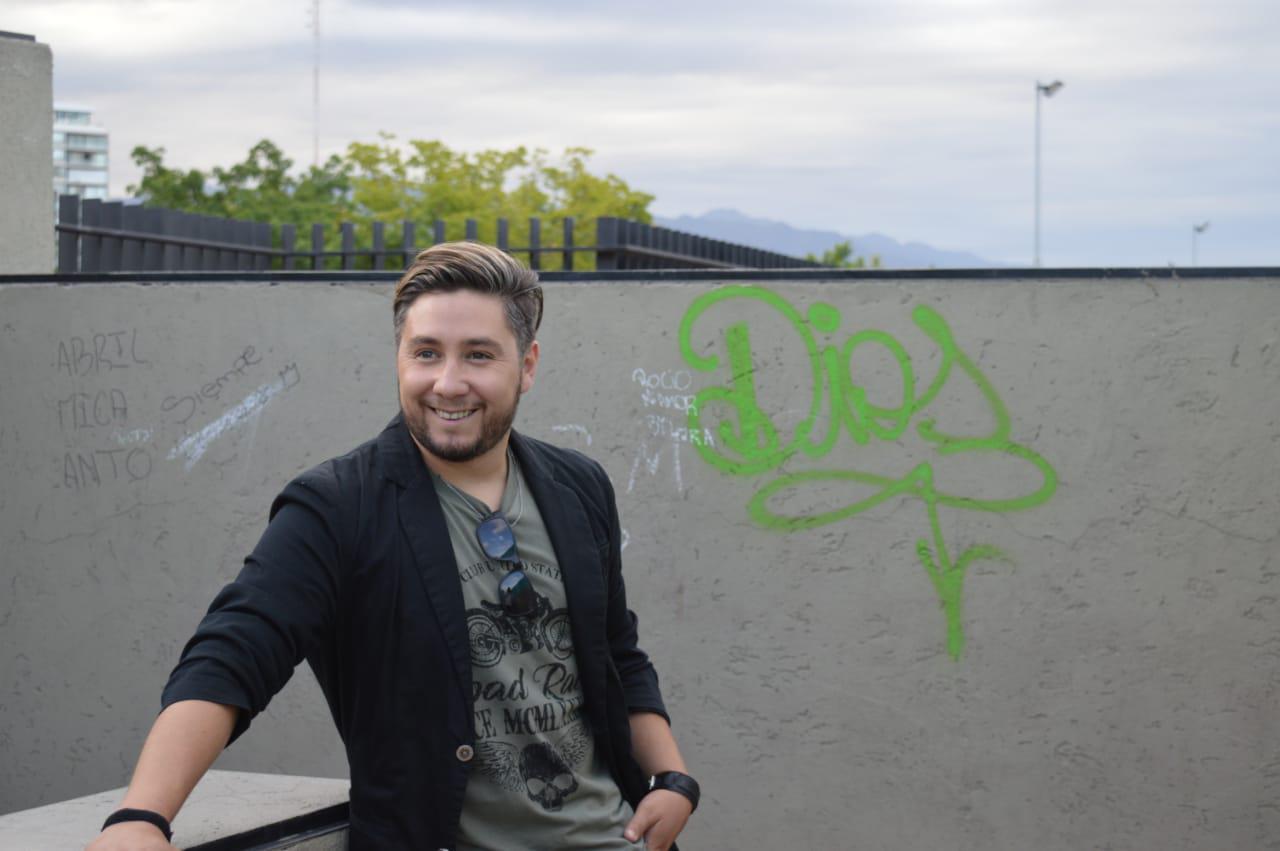 Cristian Soloa en Las Heras