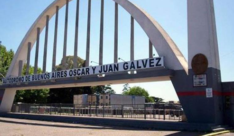 Autódromo de Buenos Aires Juan y Oscar Galvez