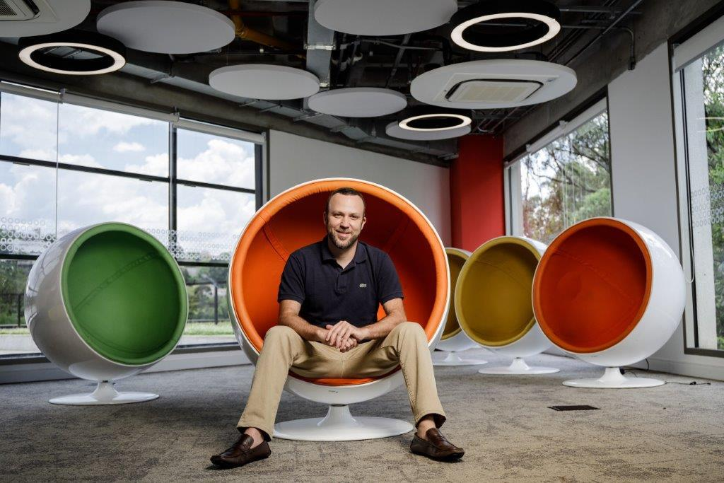 Dennis Herszkowicz CEO TOTVS -baja