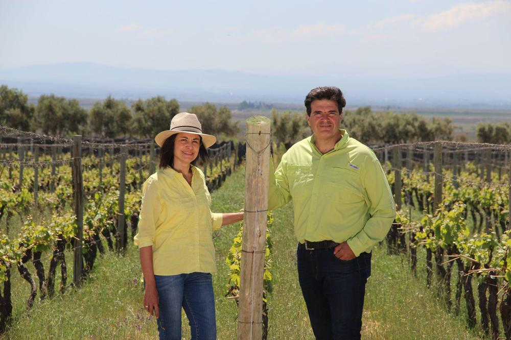 Gabriela-Celeste-y-Marcelo-Canatella-dos-referentes-de-la-vitivinicultura-argentina
