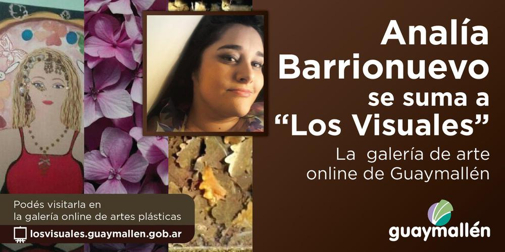 Analía Barrionuevo-Los Visuales