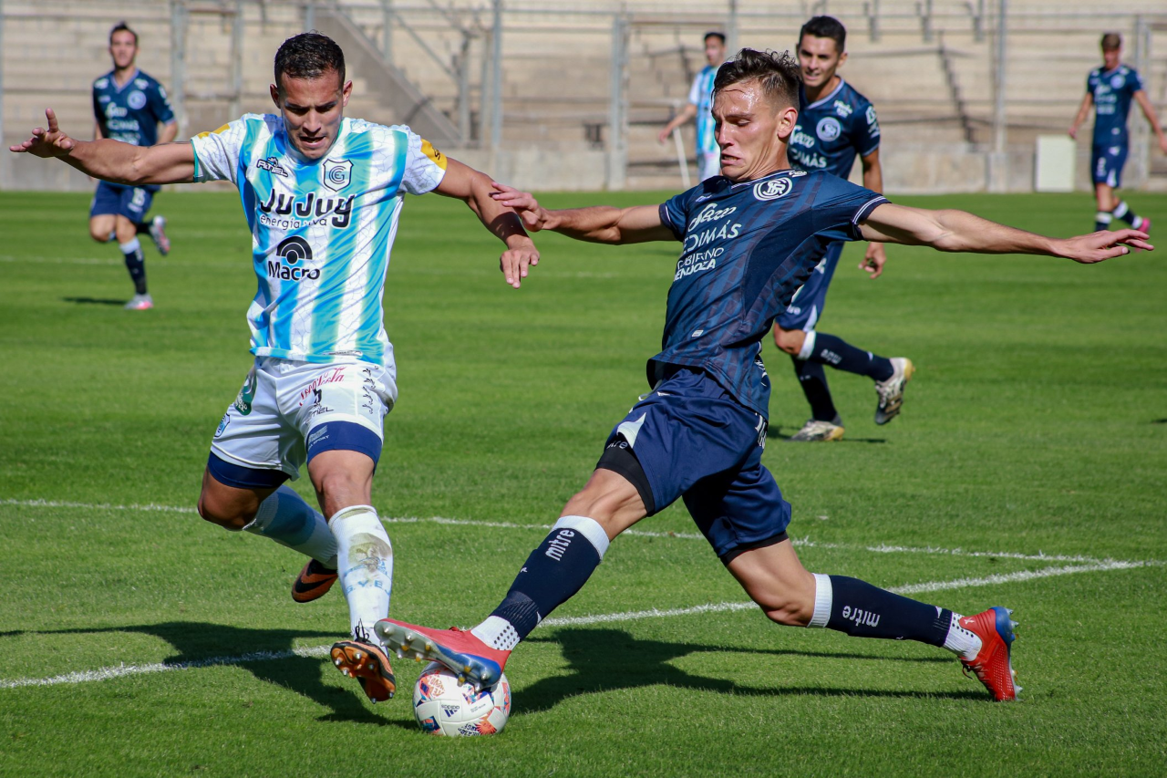 Ascenso, Independiente R. 1- Gimnasia J. 1
