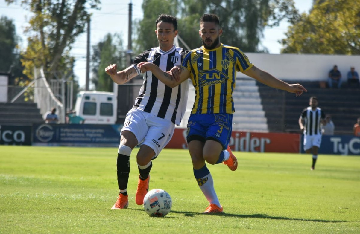 Ascenso, Gimnasia 1 Atlanta 2