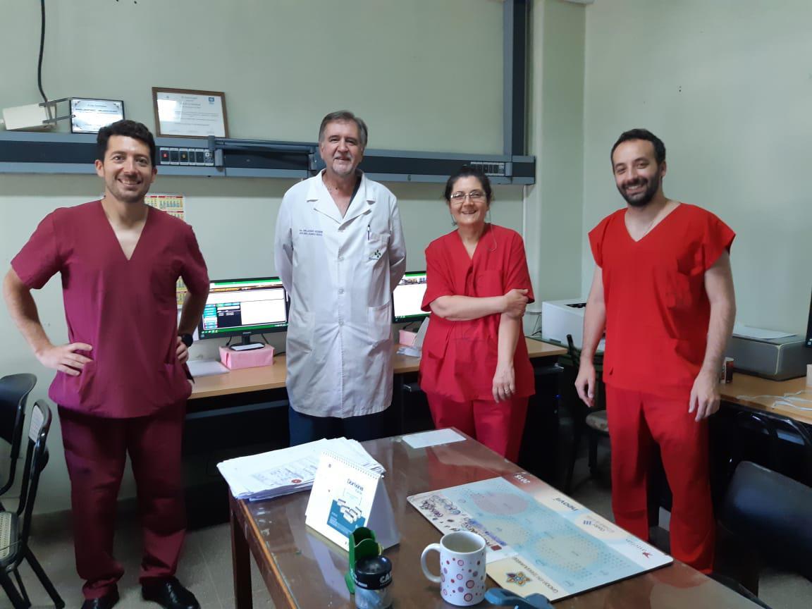 medicos transplante