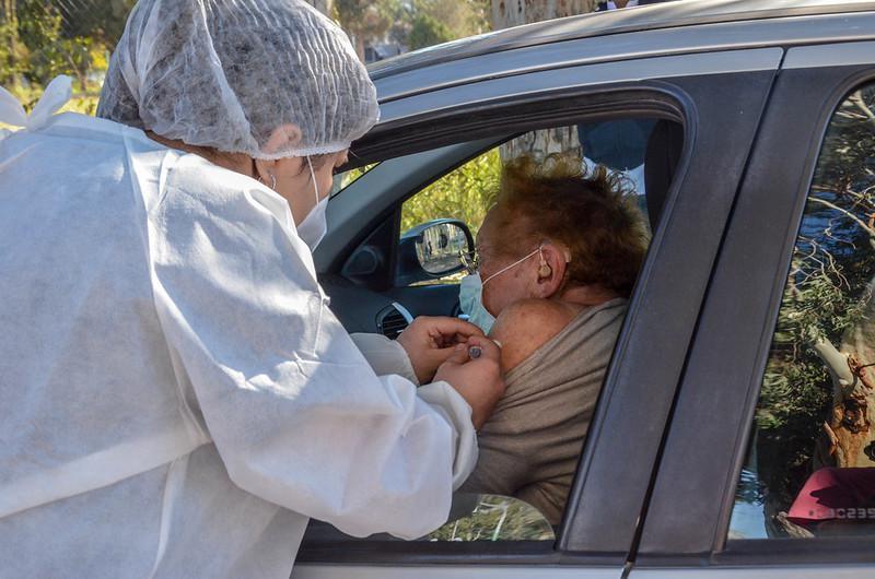 vacunación antigripal San Juan Autovac