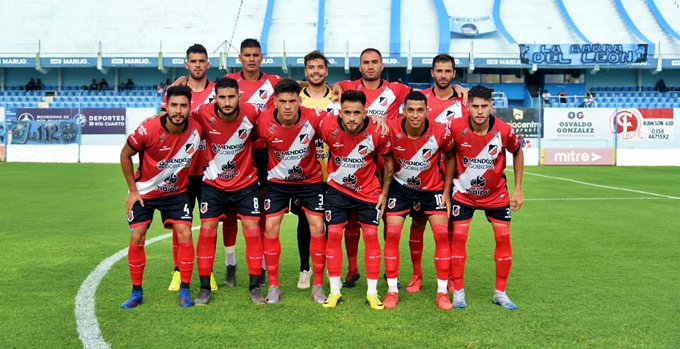 Plantel del Deportivo Maipú