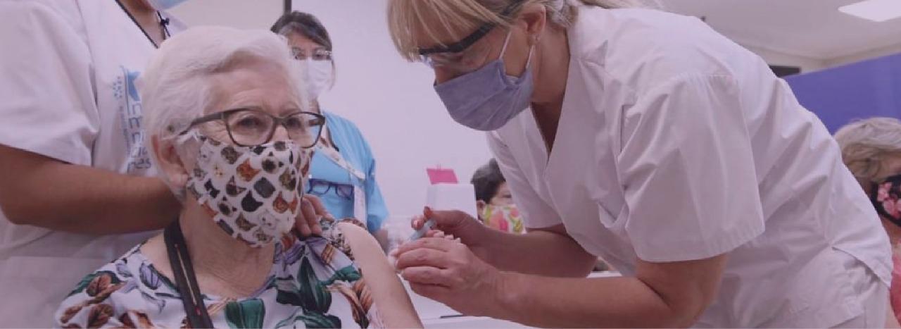 vacunación antigripal Mendoza