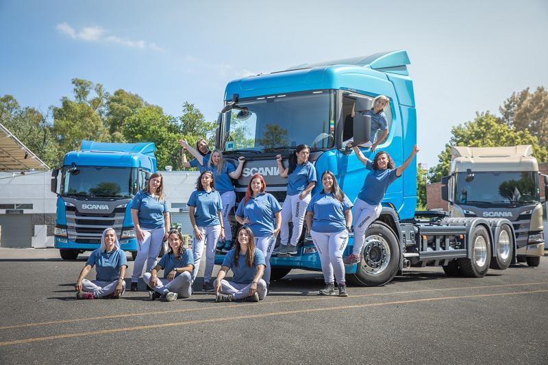 Scania Conductoras 2