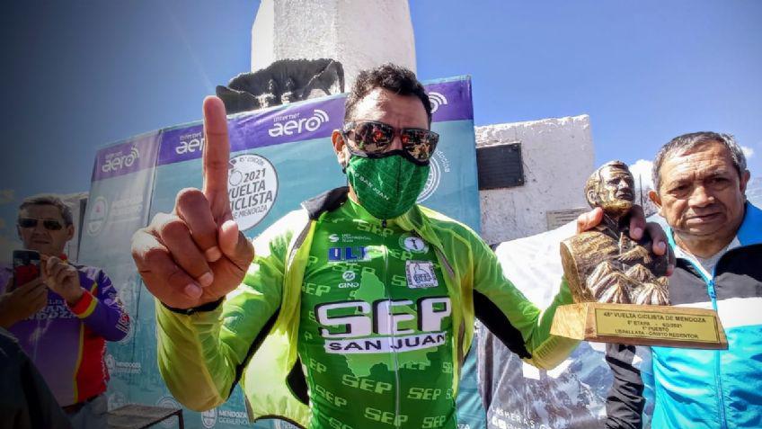 Dotti gana la 6ta etapa de la Vuelta