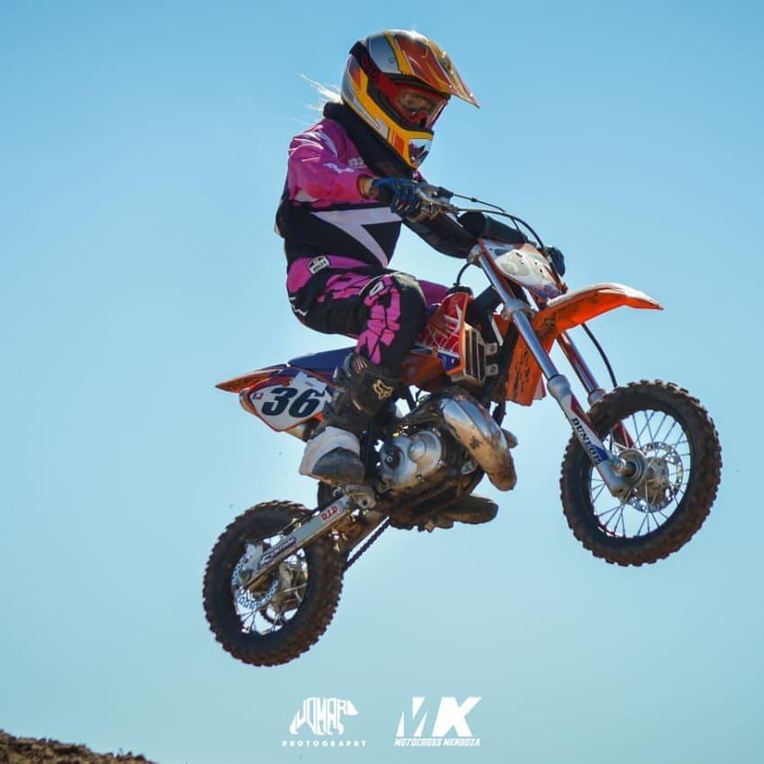 Motocross, segunda fecha en San Rafael