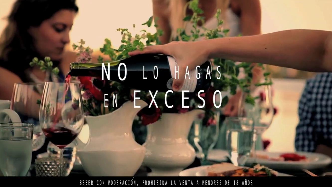consumo responsable de vino