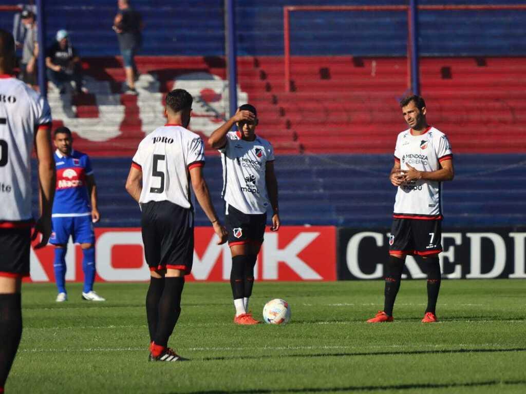 futbol, Tigre 1 - Maipu 0