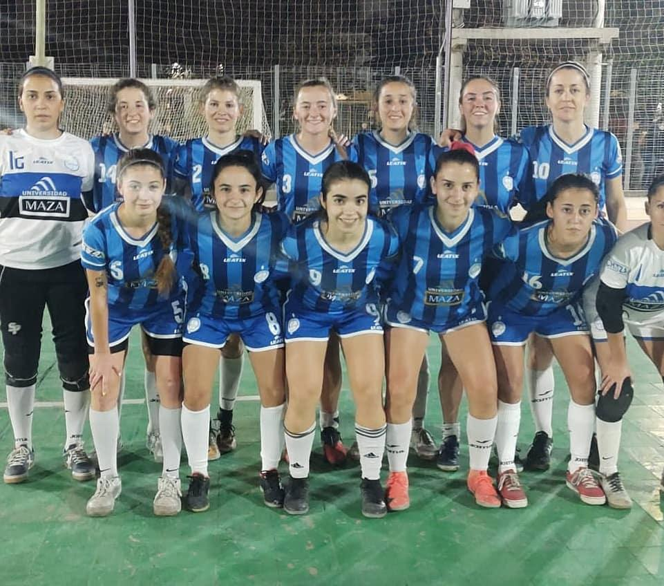 Futsal, Primera A femenina