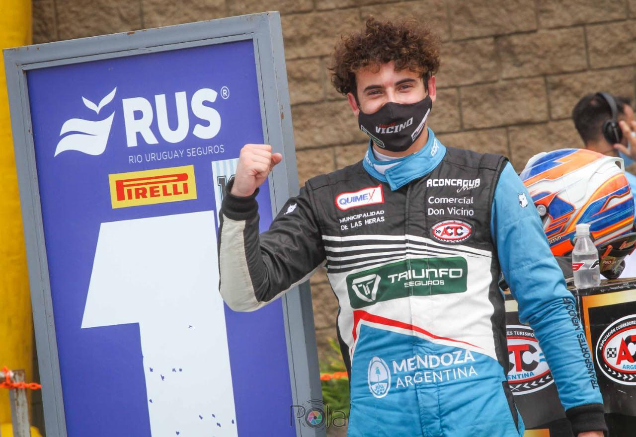Tuercas, Lucas Vicino, TC Mouras